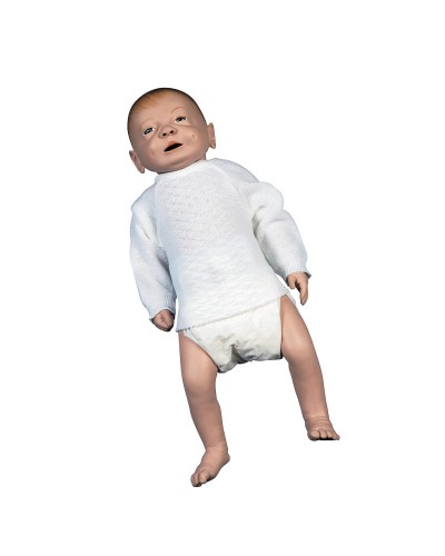 Male Baby-Care-Model