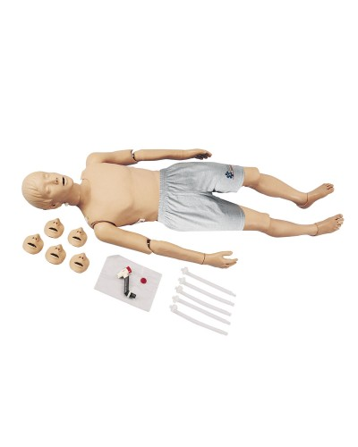 Adult CPR Manikin with Electronics