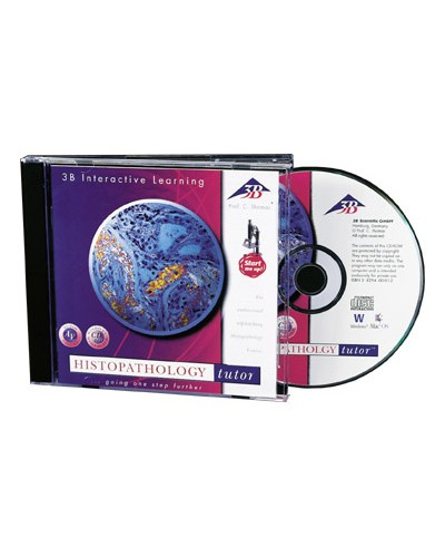 CD-ROM Histopathology, English (Macintosh/Windows)