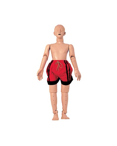 CPR Water Rescue Manikin (adolescent), 121 cm