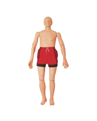 CPR Water Rescue Manikin (adult), 165 cm