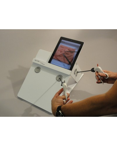 LT Lap Tab Laparoscopy Trainer with Side Ports