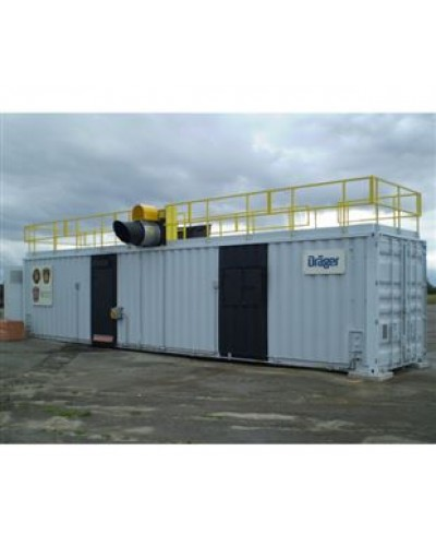 Containerized Live Fire   Training System (CLFTS) 40'