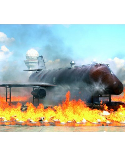 Aircraft Rescue and Fire Fighting System (ARFF)
